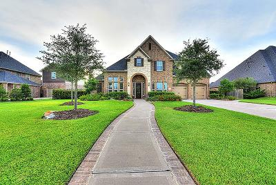Katy Single Family Home For Sale: 28506 N Firethorne Road