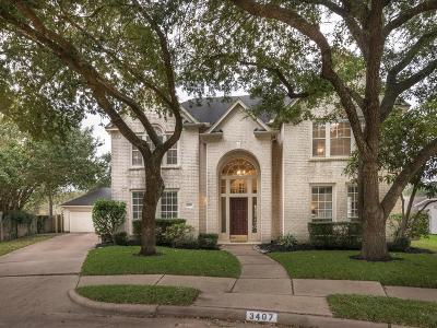 Pearland Single Family Home For Sale: 3407 Woodbine Place