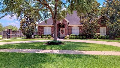Houston Single Family Home For Sale: 18003 Oakhampton Drive