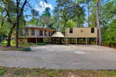 Magnolia Single Family Home For Sale: 15511 Sycamore Hill