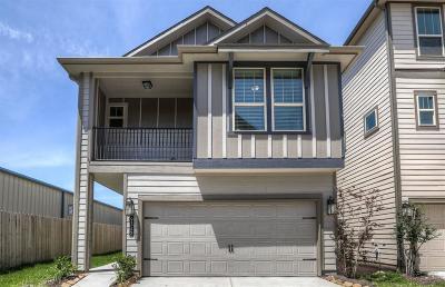 Houston Single Family Home For Sale: 9312 Presidio Park Drive