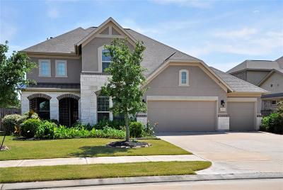 Katy Single Family Home For Sale: 4814 Cinco Forest Trail
