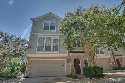 Houston Condo/Townhouse For Sale: 801 Reinicke Street