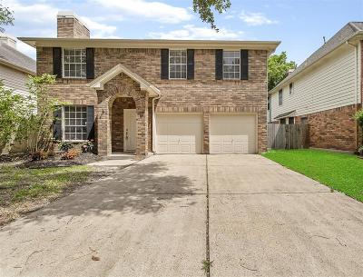 Katy Single Family Home For Sale: 21322 Park Bishop Drive