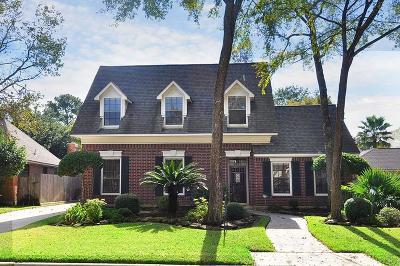 Kingwood TX Single Family Home For Sale: $225,000