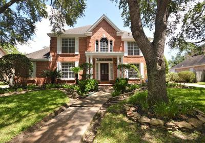 Houston Single Family Home For Sale: 14507 Lofty Mountain Trail