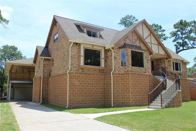 Dickenson, Dickinson Single Family Home For Sale: 3801 Pine Manor Lane
