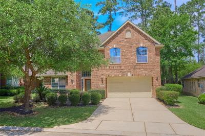 The Woodlands Single Family Home For Sale: 126 N Archwyck Circle