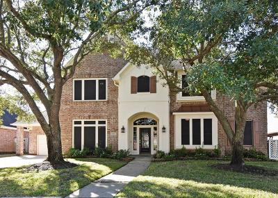 Pearland Single Family Home For Sale: 3606 Abbeywood