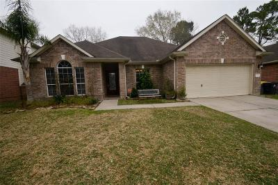 Spring Single Family Home For Sale: 5335 Rivergate Drive
