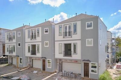 Houston Single Family Home For Sale: 2405 Bastrop Street