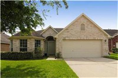 Pearland Rental For Rent: 8310 Diamond Way Court