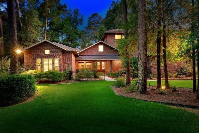 Conroe Single Family Home For Sale: 46 Wind River Drive