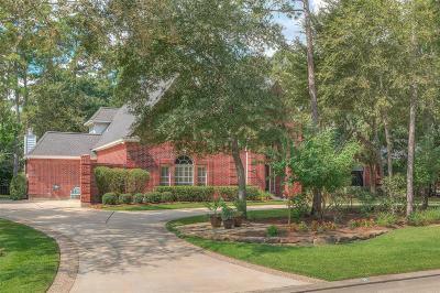 The Woodlands Single Family Home For Sale: 11 Autumn Crescent