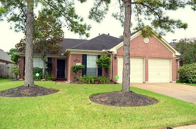 Pearland Rental For Rent: 3710 Glenhill Drive