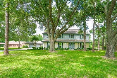 Friendswood Single Family Home For Sale: 928 Layfair Place