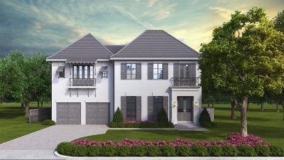 Afton Oaks Single Family Home For Sale: 4614 Devon Street