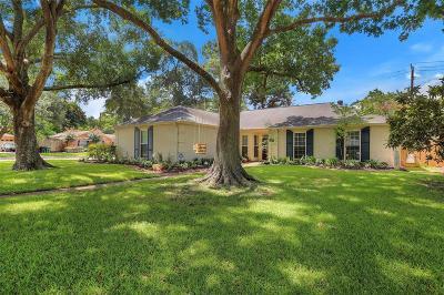 Houston Single Family Home For Sale: 9422 Meadowglen Lane