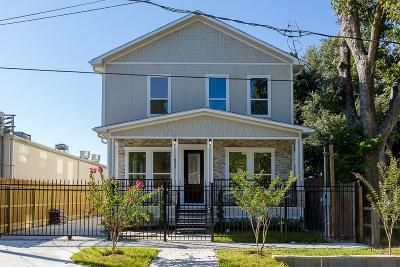 Houston Single Family Home For Sale: 811 Kern Street