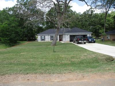 Polk County Single Family Home For Sale: 158 Chuckwagon