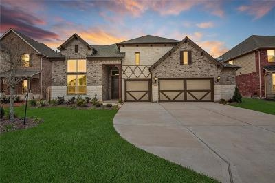 Waller County Single Family Home For Sale: 6414 Sunstone Falls Lane