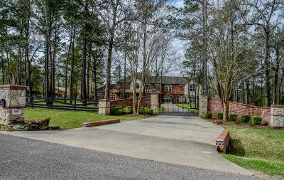 Magnolia Single Family Home For Sale: 410 Whispering Meadow