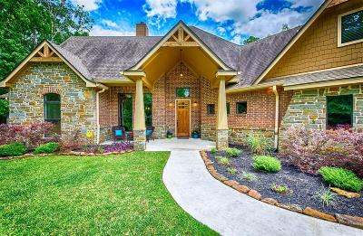Huffman Single Family Home For Sale: 26819 Crossroads Trail