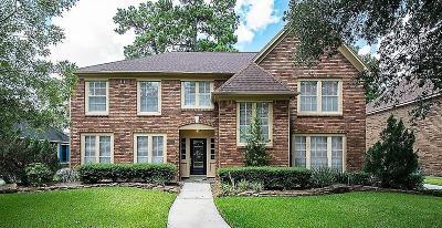 Humble Single Family Home For Sale: 19723 Caroling Oaks Court