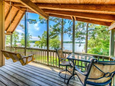 San Jacinto County Single Family Home For Sale: 380 N Lakeview Drive