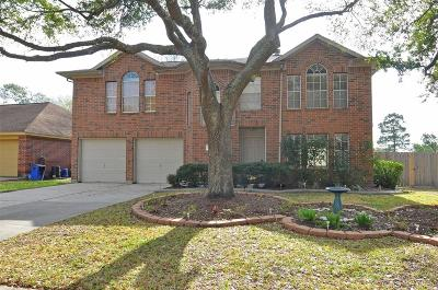 Humble Single Family Home For Sale: 3762 Woodlace Drive