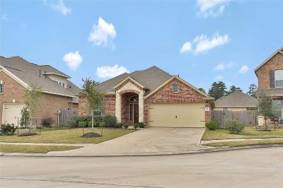 Conroe Single Family Home For Sale: 2623 Forest Cove Court