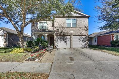 Humble Single Family Home For Sale: 7311 Wisteria Chase Place