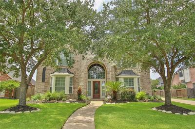 Katy Single Family Home For Sale: 3814 Rivermoss Lane