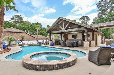 Montgomery Single Family Home For Sale: 104 April Wind Drive N