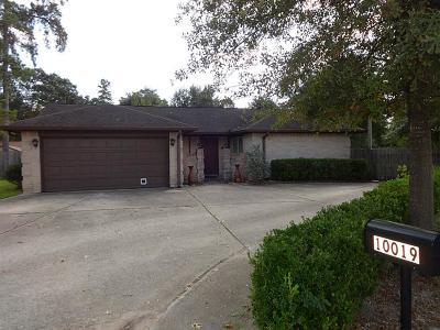 Single Family Home For Sale: 10019 Loch Dane Drive