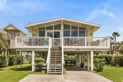 Galveston Single Family Home For Sale: 13606 San Domingo Drive