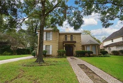 Spring Single Family Home For Sale: 18310 Aldermoor Drive