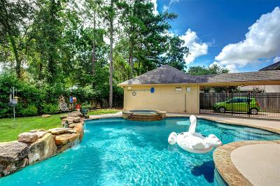 Houston Single Family Home For Sale: 12614 Thornwell Court