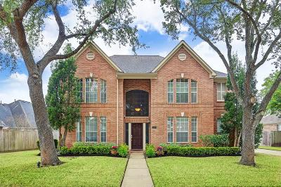 Sugar Land Single Family Home For Sale: 2414 Cannons Point Drive