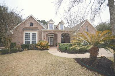 Humble Single Family Home For Sale: 18406 Wild Basin Trail