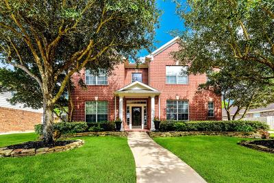 Cypress Single Family Home For Sale: 16618 S Swirling Cloud Court
