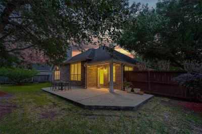Katy Single Family Home For Sale: 3103 Bronco Bluff Court