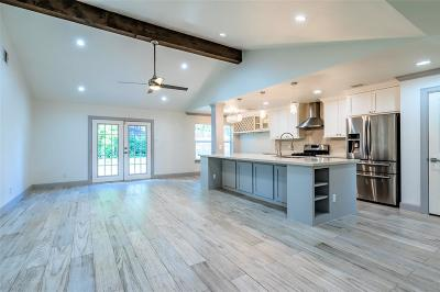 Houston Single Family Home For Sale: 9014 Mullins Drive