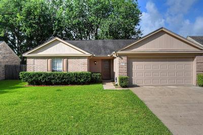 Sugar Land Single Family Home For Sale: 4018 Blacksmith Lane