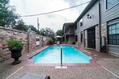 Houston Condo/Townhouse For Sale: 606 Marshall St Street #B14