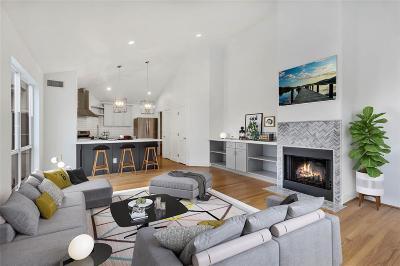 Houston Condo/Townhouse For Sale: 705 Usener Street #B