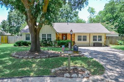Baytown Single Family Home For Sale: 3921 Tumbleweed Lane