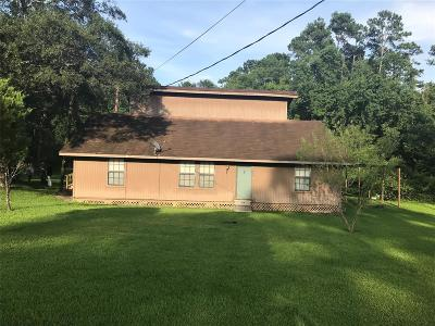 Dayton Single Family Home For Sale: 550 County Road 4261