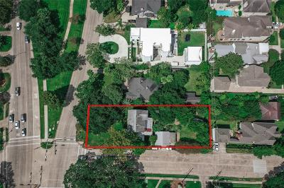 Bellaire Single Family Home For Sale: 4800 Bellaire Blvd Boulevard
