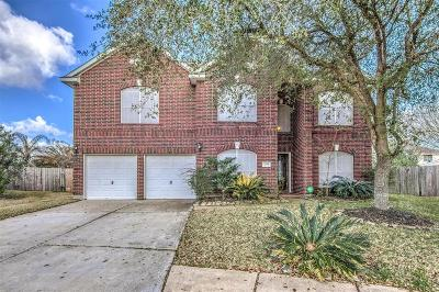 Pearland Single Family Home For Sale: 3719 Wellington Drive